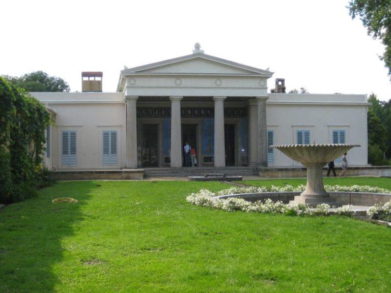 Dvorec Sharlottenxof