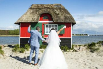 beach weddings on Aeroe island4