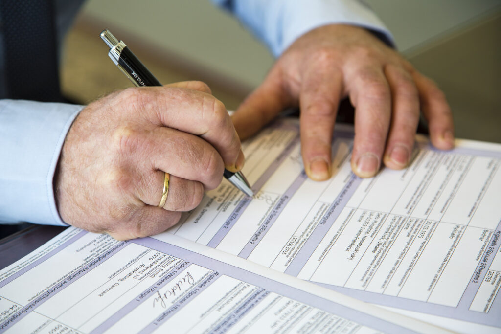 marriage in denmark what documents i need